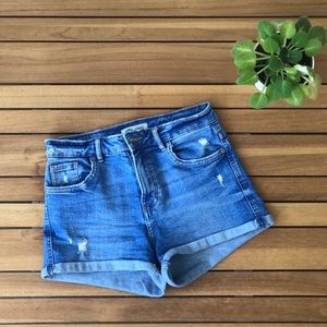 ZaraTRF Denim shorts